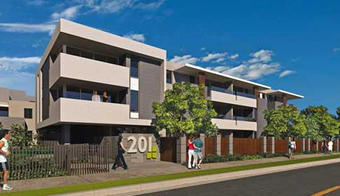 Evora Apartments - Balwyn