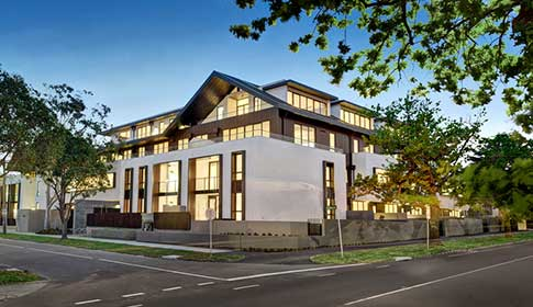 Canterbury Apartments - Canterbury