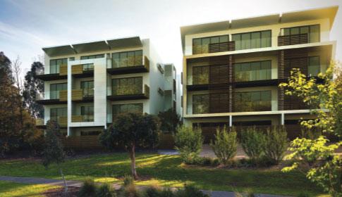 Allison Apartments - Essendon