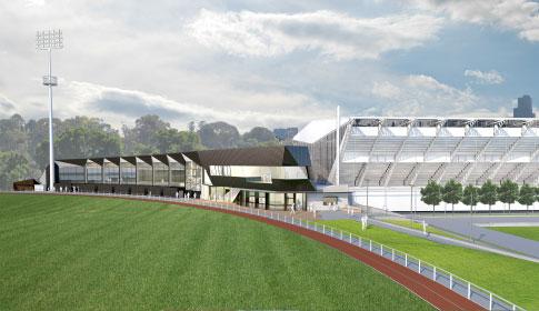 Olympic Park Community Centre - Melbourne
